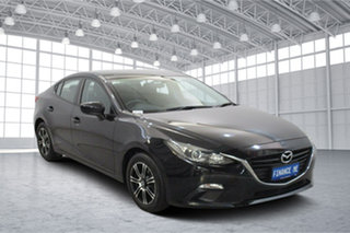 2014 Mazda 3 BM5278 Neo SKYACTIV-Drive Black 6 Speed Sports Automatic Sedan.