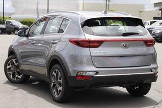2020 Kia Sportage QL MY21 SX 2WD Steel Grey 6 Speed Sports Automatic Wagon.