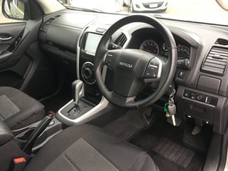 2019 Isuzu D-MAX MY19 LS-U Space Cab Silver 6 Speed Sports Automatic Utility