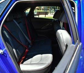 2019 Hyundai i30 PD.3 MY19 N Line D-CT Intense Blue 7 Speed Sports Automatic Dual Clutch Hatchback