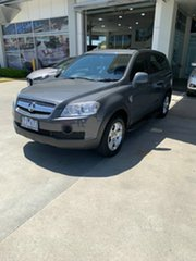 2010 Holden Captiva CG MY10 SX AWD Grey 5 Speed Sports Automatic Wagon.