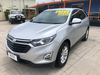 2019 Holden Equinox EQ MY18 LS+ FWD Silver 6 Speed Sports Automatic Wagon.