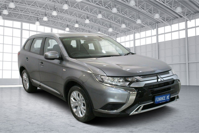 Used Mitsubishi Outlander ZL MY19 ES AWD Victoria Park, 2019 Mitsubishi Outlander ZL MY19 ES AWD Grey 6 Speed Constant Variable Wagon