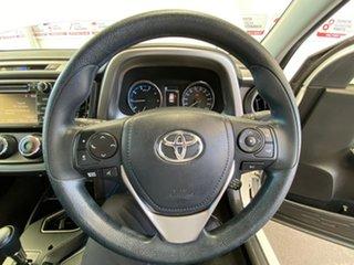 2017 Toyota RAV4 ALA49R MY18 GX (4x4) Glacier White 6 Speed Automatic Wagon