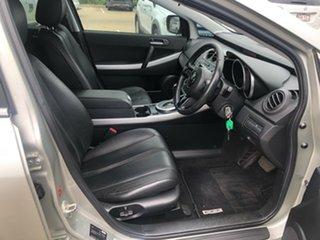 2008 Mazda CX-7 ER1031 MY07 Luxury Silver 6 Speed Sports Automatic Wagon.