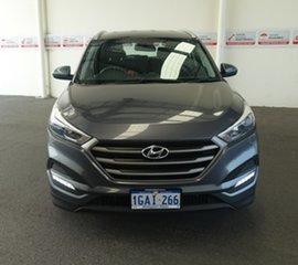 2016 Hyundai Tucson TLE Active (FWD) Grey 6 Speed Automatic Wagon.