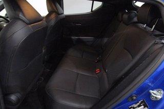 2019 Toyota C-HR NGX10R Koba S-CVT 2WD Blue 7 Speed Constant Variable Wagon