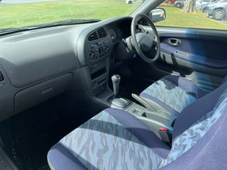 1996 Mitsubishi Lancer CC GL Silver 3 Speed Automatic Coupe
