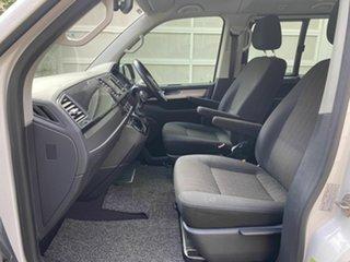 2017 Volkswagen Multivan T6 MY17.5 TDI340 SWB DSG Comfortline White 7 Speed