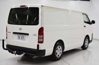 2017 Toyota HiAce KDH201R LWB French Vanilla 4 Speed Automatic Van