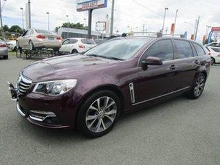 2015 Holden Calais VF II MY16 Sportwagon Purple 6 Speed Sports Automatic Wagon.