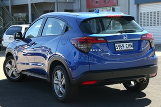 2020 Honda HR-V MY21 VTi-S Brilliant Sporty Blue 1 Speed Constant Variable Hatchback.