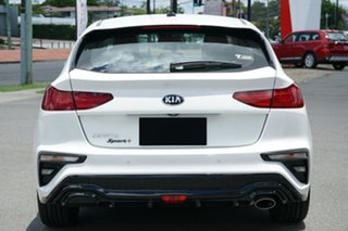 2020 Kia Cerato BD MY21 Sport+ Snow White Pearl 6 Speed Sports Automatic Hatchback