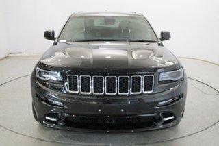 2014 Jeep Grand Cherokee WK MY2014 SRT White 8 Speed Sports Automatic Wagon.