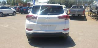 2016 Hyundai Tucson TL MY17 Active 2WD White 6 Speed Sports Automatic Wagon