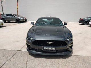 2019 Ford Mustang GT Magnetic Sports Automatic Fastback