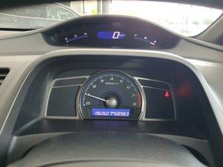 2007 Honda Civic 8th Gen MY07 VTi Grey 5 Speed Manual Sedan
