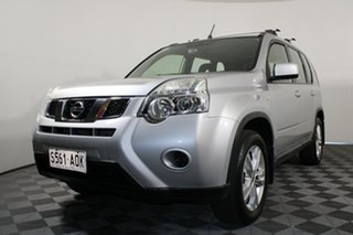 2011 Nissan X-Trail T31 Series IV ST 2WD Silver 1 Speed Constant Variable Wagon.
