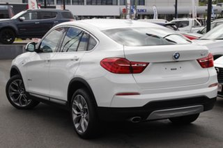 2016 BMW X4 F26 xDrive20d Coupe Steptronic White 8 Speed Automatic Wagon