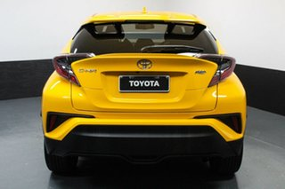 2017 Toyota C-HR NGX10R Koba S-CVT 2WD Yellow 7 Speed Constant Variable Wagon