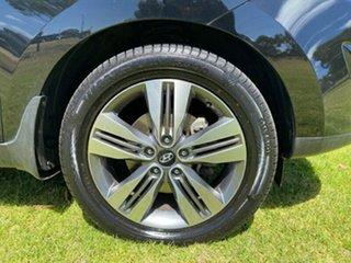 2014 Hyundai ix35 LM3 MY14 Highlander AWD Phantom Black 6 Speed Sports Automatic Wagon.