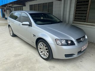 2009 Holden Commodore VE MY09.5 International Sportwagon Silver 4 Speed Automatic Wagon