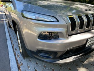2014 Jeep Cherokee KL Sport Silver 9 Speed Sports Automatic Wagon