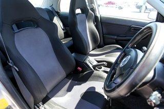 2000 Subaru Impreza N MY00 WRX AWD Silver 5 Speed Manual Sedan