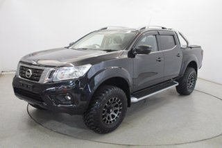 2018 Nissan Navara D23 S3 ST-X Black 7 Speed Sports Automatic Utility.