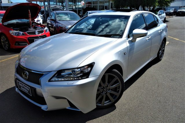 Used Lexus GS GRL11R GS250 F Sport Seaford, 2012 Lexus GS GRL11R GS250 F Sport Silver 6 Speed Sports Automatic Sedan