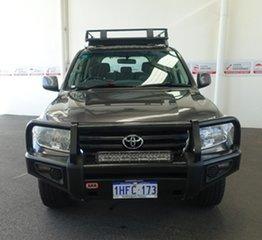 2011 Toyota Landcruiser VDJ200R 09 Upgrade GXL (4x4) Graphite 6 Speed Automatic Wagon.