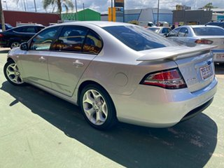 2011 Ford Falcon FG MkII XR6 6 Speed Sports Automatic Sedan