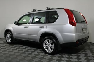 2011 Nissan X-Trail T31 Series IV ST 2WD Silver 1 Speed Constant Variable Wagon