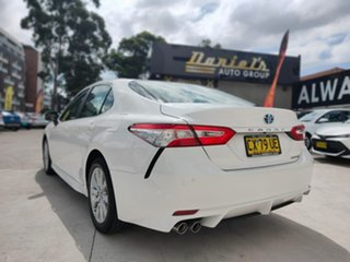 2020 Toyota Camry Ascent Sport White Constant Variable Sedan