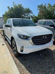 2020 Mazda BT-50 XTR White 6 Speed Automatic Dual Cab.
