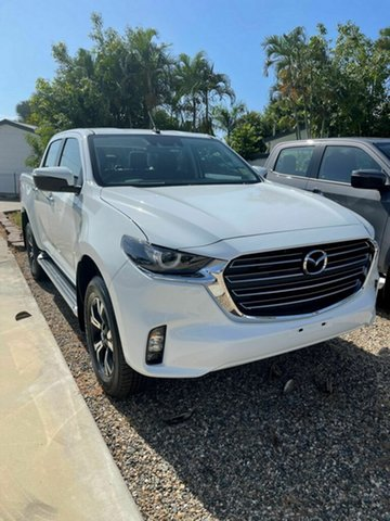 New Mazda BT-50 Bowen, 2020 Mazda BT-50 XTR White 6 Speed Automatic Dual Cab
