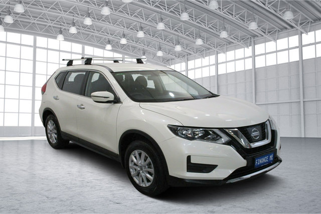 Used Nissan X-Trail T32 Series II ST X-tronic 2WD Victoria Park, 2018 Nissan X-Trail T32 Series II ST X-tronic 2WD Pearl White 7 Speed Constant Variable Wagon
