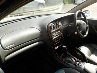 2000 Holden Statesman WH White 4 Speed Automatic Sedan