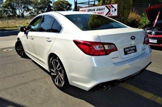 2019 Subaru Liberty B6 MY20 2.5i CVT AWD White 6 Speed Constant Variable Sedan