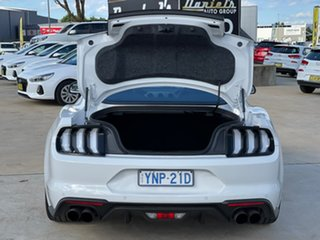 2019 Ford Mustang GT White Sports Automatic Fastback