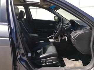 2008 Honda Accord 8th Gen VTi-L Grey 5 Speed Sports Automatic Sedan