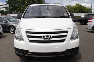 2017 Hyundai iLOAD TQ3-V Series II MY18 White 5 Speed Automatic Van.