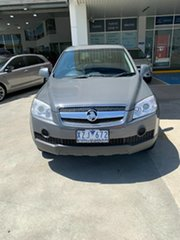 2010 Holden Captiva CG MY10 SX AWD Grey 5 Speed Sports Automatic Wagon