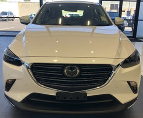 2020 Mazda CX-3 Wagon.