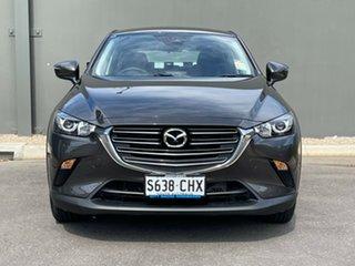 2020 Mazda CX-3 DK2W7A Maxx SKYACTIV-Drive FWD Sport Titanium Flash 6 Speed Sports Automatic Wagon.