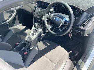 2012 Ford Focus LW Trend PwrShift 6 Speed Sports Automatic Dual Clutch Sedan