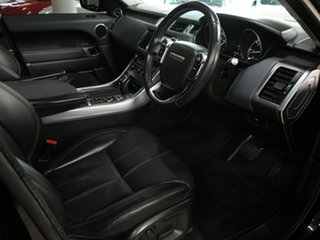 2014 Land Rover Range Rover Sport L494 MY14.5 SE Black 8 Speed Sports Automatic Wagon