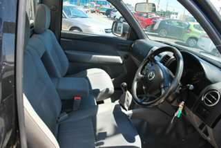 2011 Mazda BT-50 09 Upgrade Boss B2500 DX Black 5 Speed Manual Cab Chassis