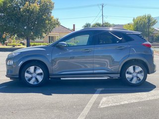 2020 Hyundai Kona OSEV.2 MY20 electric Elite Galactic Grey 1 Speed Reduction Gear Wagon