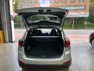 2012 Hyundai ix35 LM2 Highlander Silver Sports Automatic Wagon